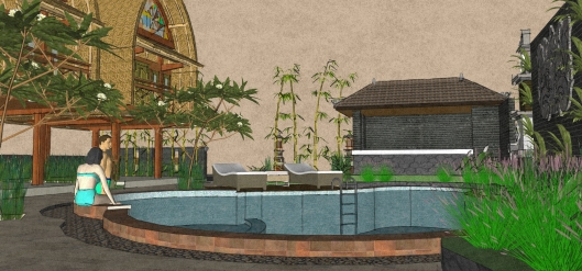 Bali compound
